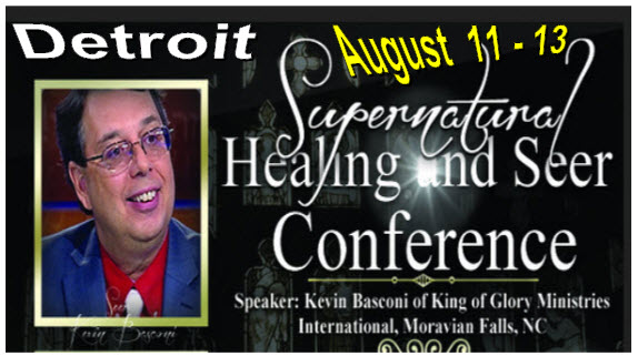 Detroit Supernatural Training & Healing Services