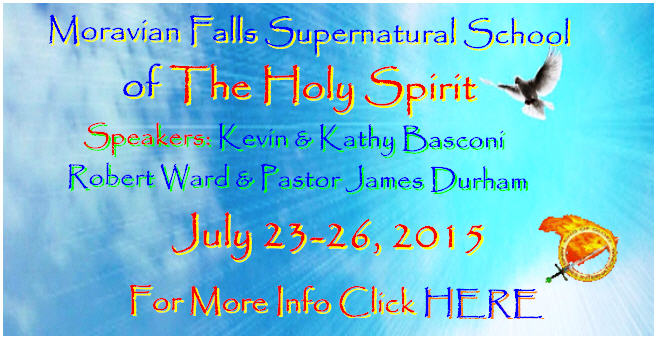 Supernatural School of the Holy Spirit