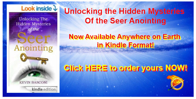 Unlocking The Mysteries Of The Seer Annointing [Kindle Edition]