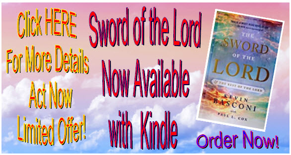Sword of the Lord - Kindle