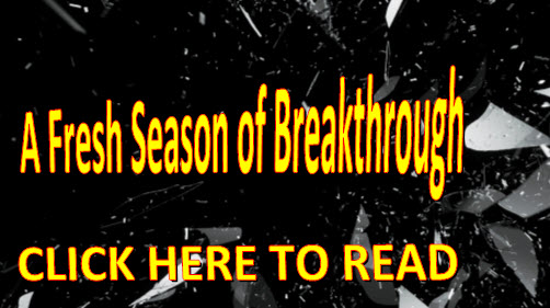 A Fresh Season of Breakthrough