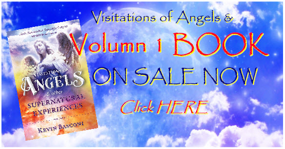 Visitations of Angels book