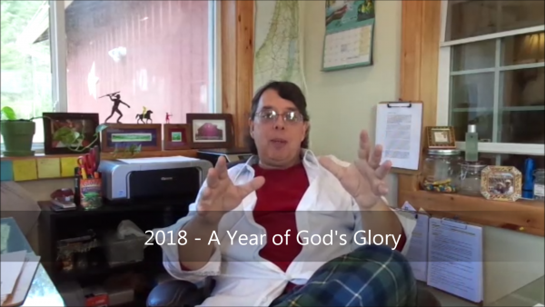King Of Glory Ministries Media 2018 A Year Of Gods Glory