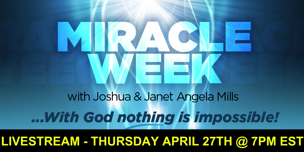 Livestream Miracle Week